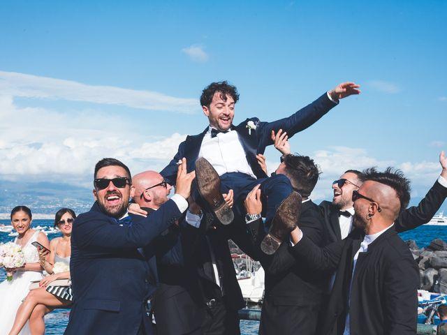 Il matrimonio di Crescenzo e Sabrina a Frattaminore, Napoli 28