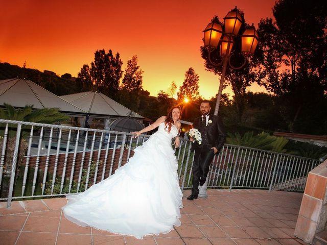 Le nozze di Cristina e Alessio