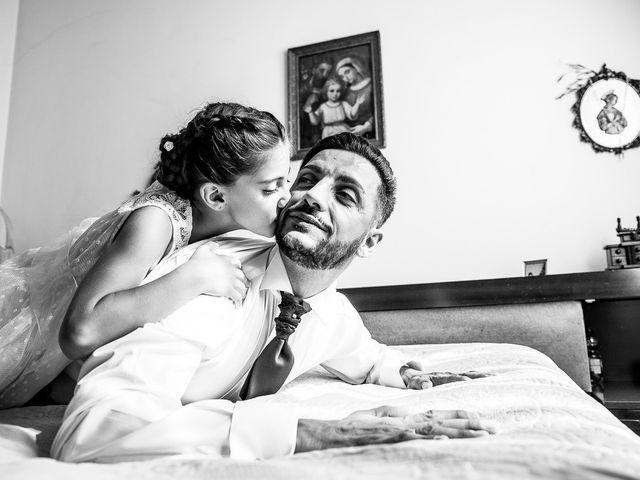 Il matrimonio di Andrea e Luisana a Brusaporto, Bergamo 14