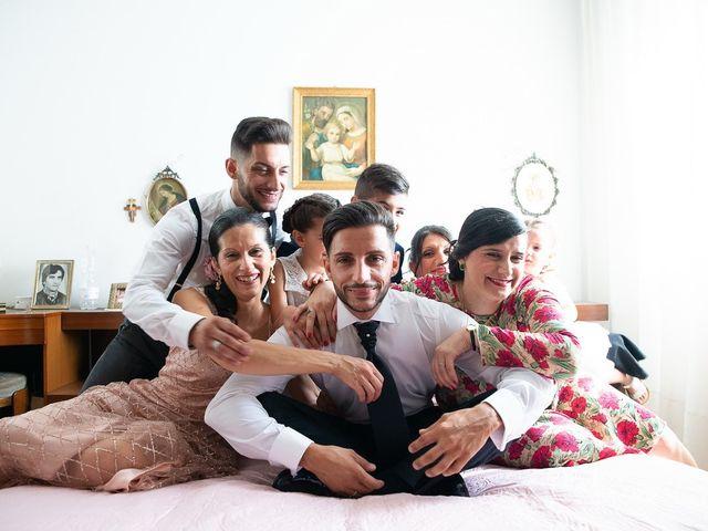 Il matrimonio di Andrea e Luisana a Brusaporto, Bergamo 15