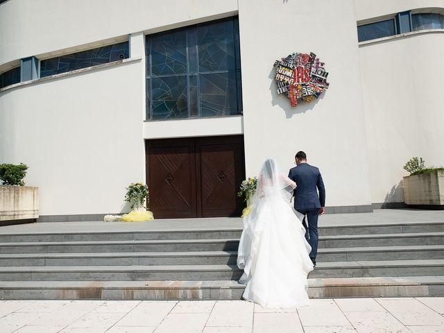 Il matrimonio di Andrea e Luisana a Brusaporto, Bergamo 20