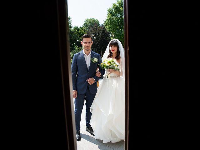Il matrimonio di Andrea e Luisana a Brusaporto, Bergamo 21
