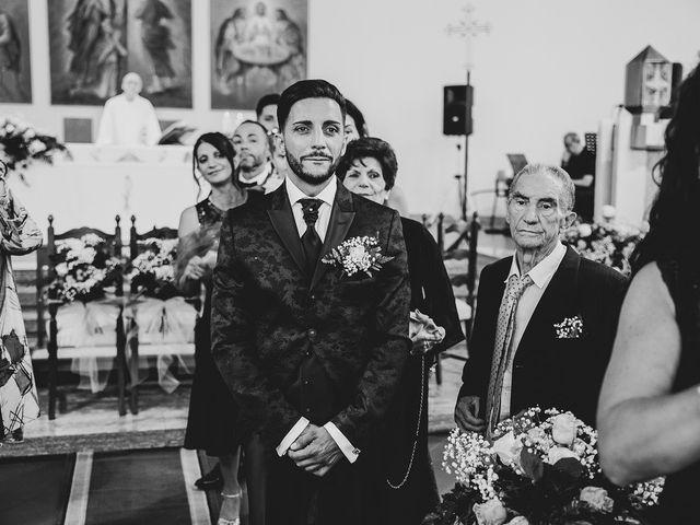 Il matrimonio di Andrea e Luisana a Brusaporto, Bergamo 22