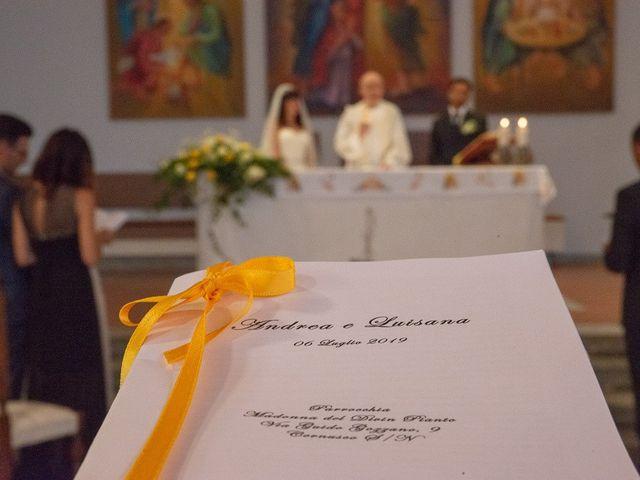 Il matrimonio di Andrea e Luisana a Brusaporto, Bergamo 24