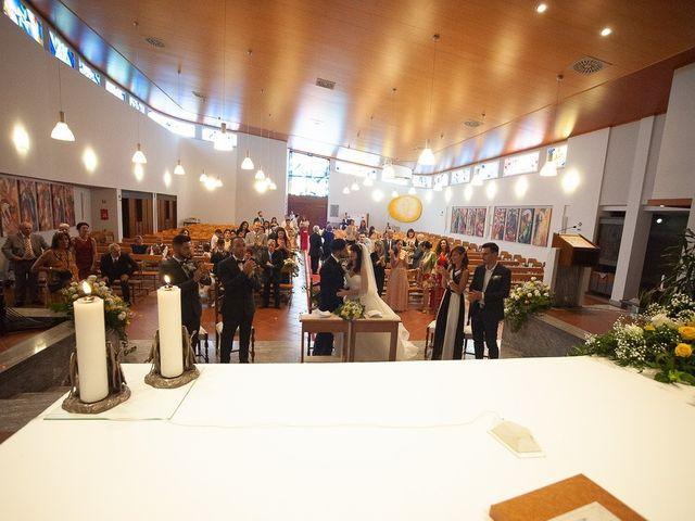 Il matrimonio di Andrea e Luisana a Brusaporto, Bergamo 26