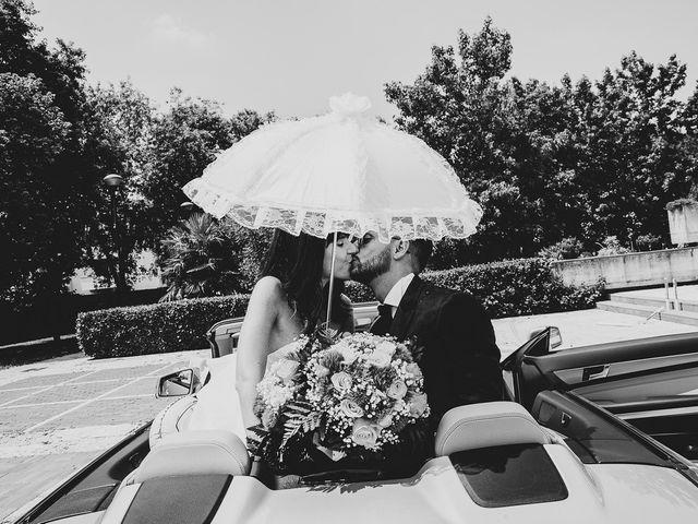 Il matrimonio di Andrea e Luisana a Brusaporto, Bergamo 27