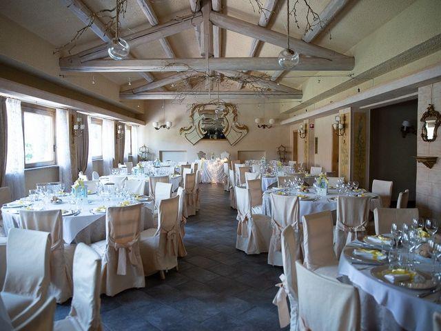 Il matrimonio di Andrea e Luisana a Brusaporto, Bergamo 28