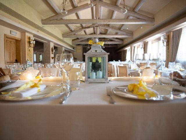 Il matrimonio di Andrea e Luisana a Brusaporto, Bergamo 30