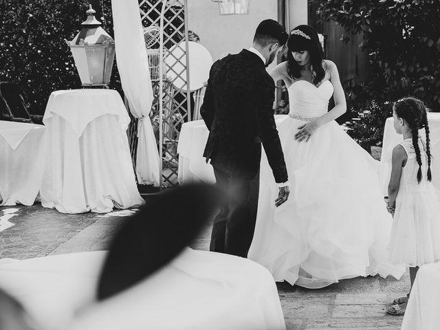 Il matrimonio di Andrea e Luisana a Brusaporto, Bergamo 33