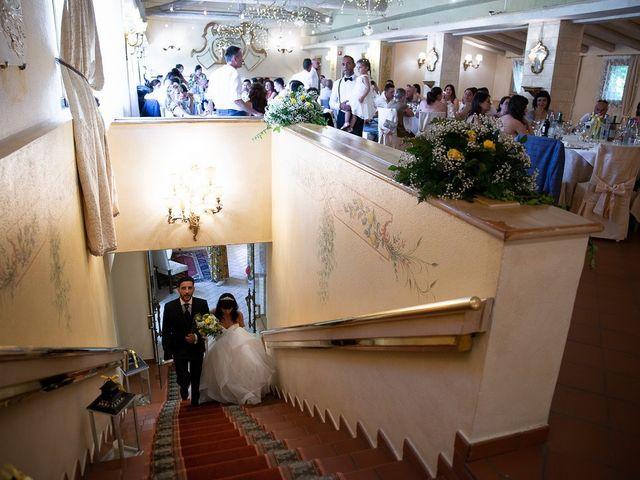 Il matrimonio di Andrea e Luisana a Brusaporto, Bergamo 40