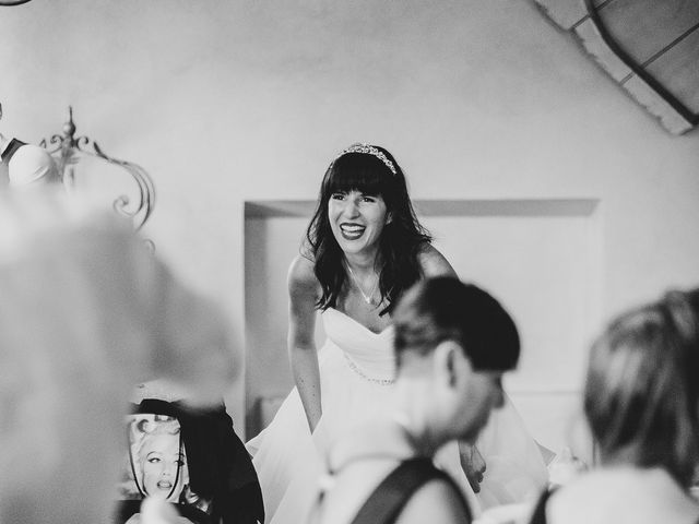 Il matrimonio di Andrea e Luisana a Brusaporto, Bergamo 45