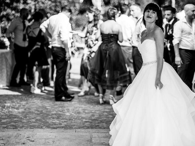 Il matrimonio di Andrea e Luisana a Brusaporto, Bergamo 47