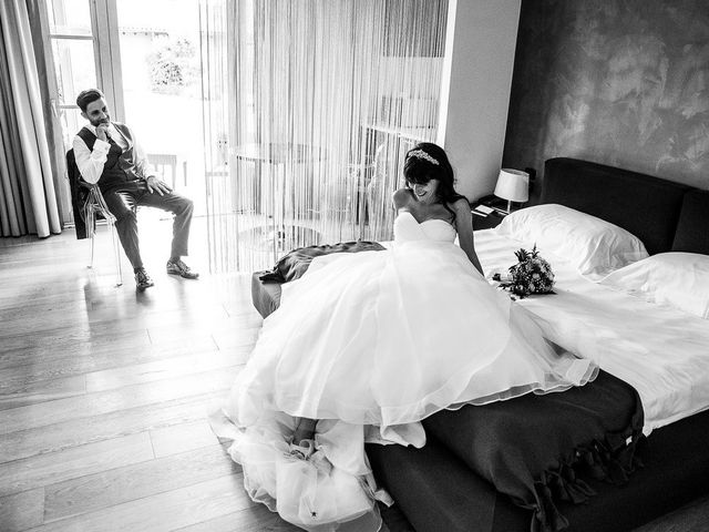 Il matrimonio di Andrea e Luisana a Brusaporto, Bergamo 49