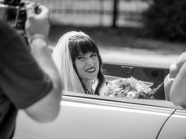 Il matrimonio di Andrea e Luisana a Brusaporto, Bergamo 54