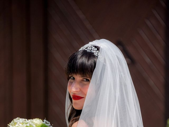 Il matrimonio di Andrea e Luisana a Brusaporto, Bergamo 55