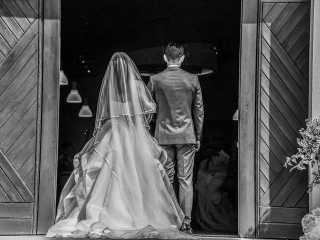 Il matrimonio di Andrea e Luisana a Brusaporto, Bergamo 56