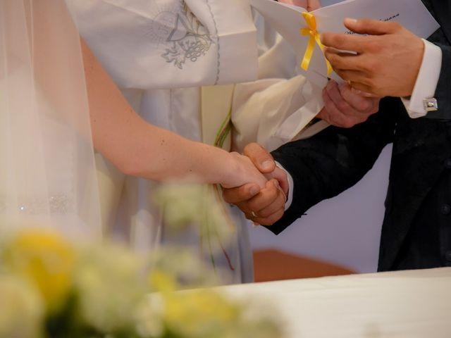 Il matrimonio di Andrea e Luisana a Brusaporto, Bergamo 57