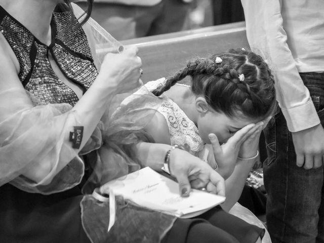 Il matrimonio di Andrea e Luisana a Brusaporto, Bergamo 59