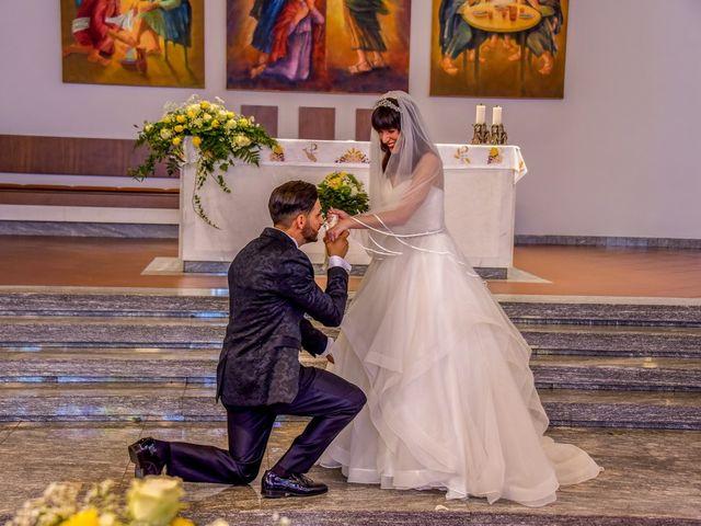 Il matrimonio di Andrea e Luisana a Brusaporto, Bergamo 62