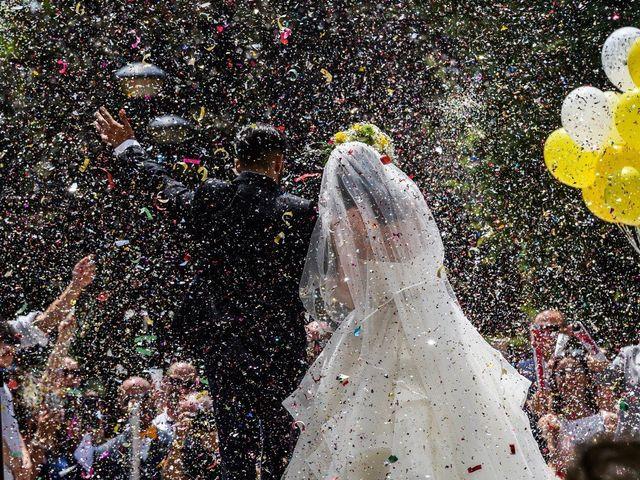 Il matrimonio di Andrea e Luisana a Brusaporto, Bergamo 63