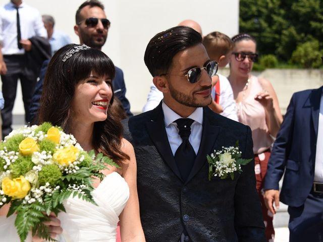 Il matrimonio di Andrea e Luisana a Brusaporto, Bergamo 64