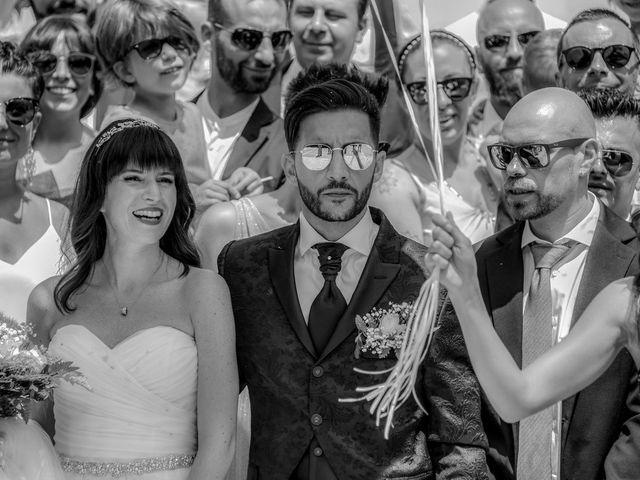 Il matrimonio di Andrea e Luisana a Brusaporto, Bergamo 65