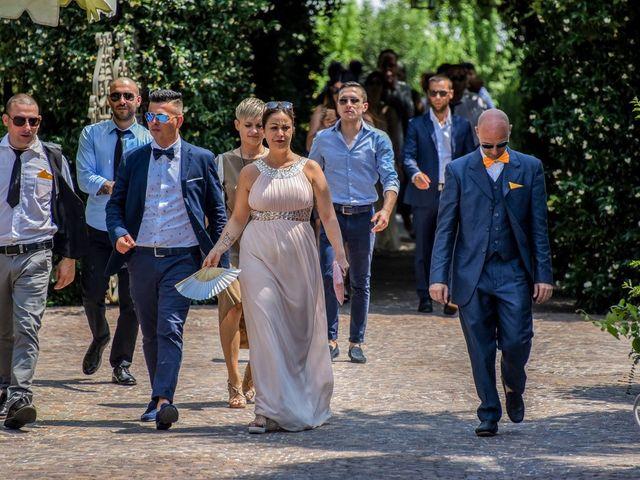 Il matrimonio di Andrea e Luisana a Brusaporto, Bergamo 71