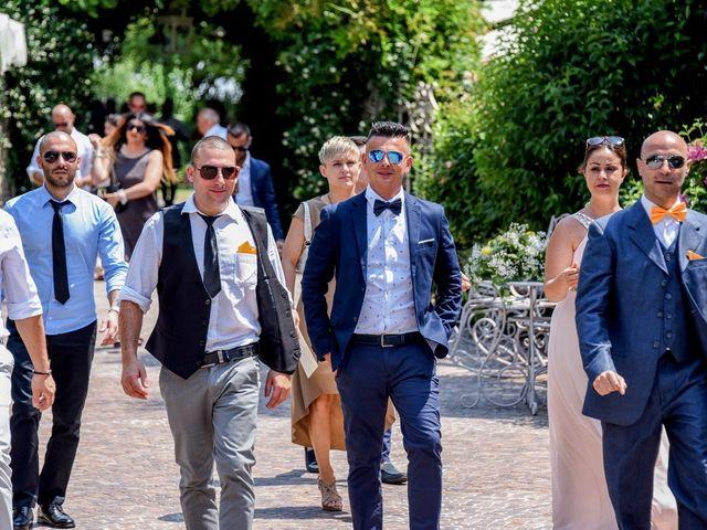 Il matrimonio di Andrea e Luisana a Brusaporto, Bergamo 72