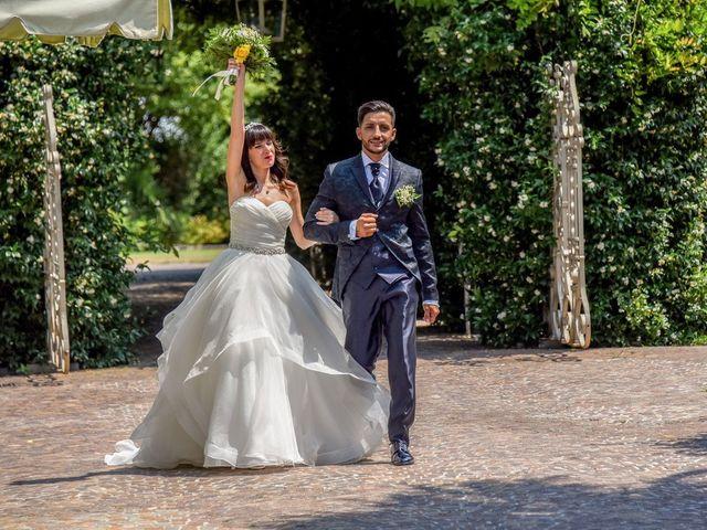 Il matrimonio di Andrea e Luisana a Brusaporto, Bergamo 73