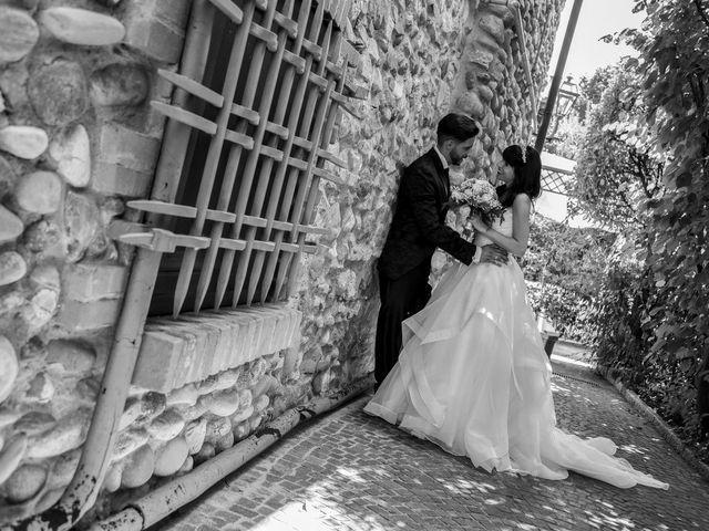 Il matrimonio di Andrea e Luisana a Brusaporto, Bergamo 74