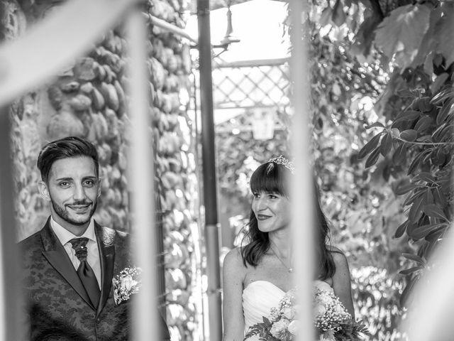 Il matrimonio di Andrea e Luisana a Brusaporto, Bergamo 76