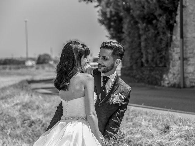 Il matrimonio di Andrea e Luisana a Brusaporto, Bergamo 85