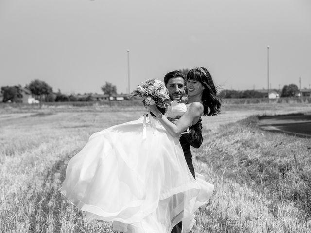 Il matrimonio di Andrea e Luisana a Brusaporto, Bergamo 86