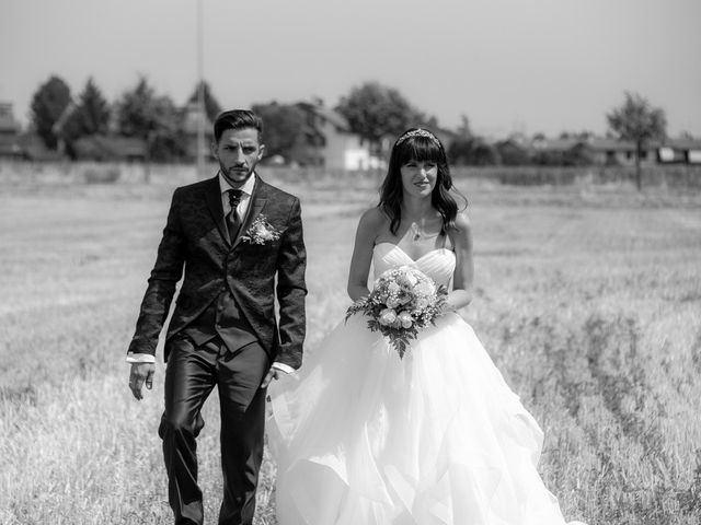 Il matrimonio di Andrea e Luisana a Brusaporto, Bergamo 87