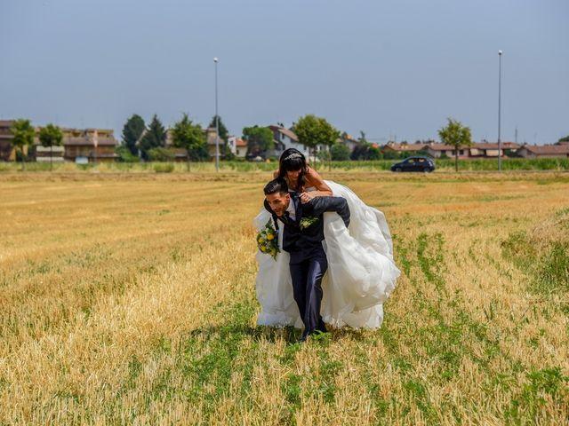 Il matrimonio di Andrea e Luisana a Brusaporto, Bergamo 89