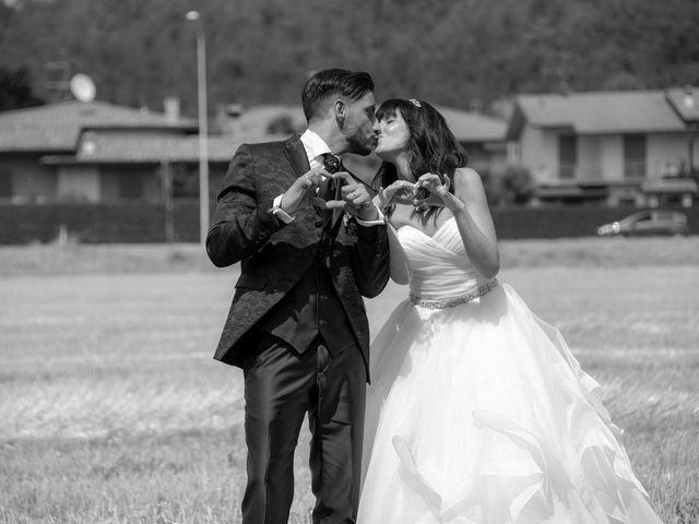 Le nozze di Luisana e Andrea