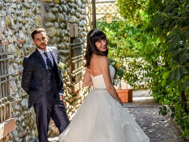 Il matrimonio di Andrea e Luisana a Brusaporto, Bergamo 91
