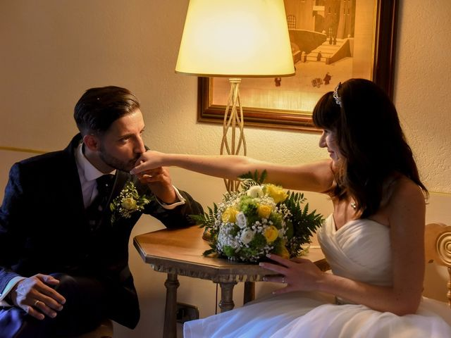 Il matrimonio di Andrea e Luisana a Brusaporto, Bergamo 92