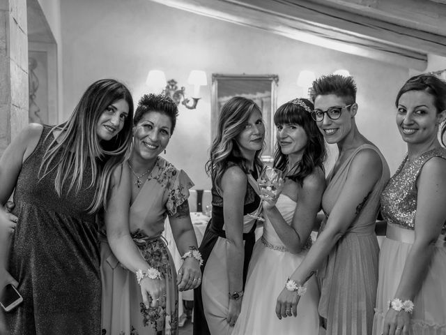 Il matrimonio di Andrea e Luisana a Brusaporto, Bergamo 94