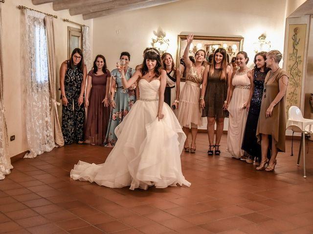 Il matrimonio di Andrea e Luisana a Brusaporto, Bergamo 95