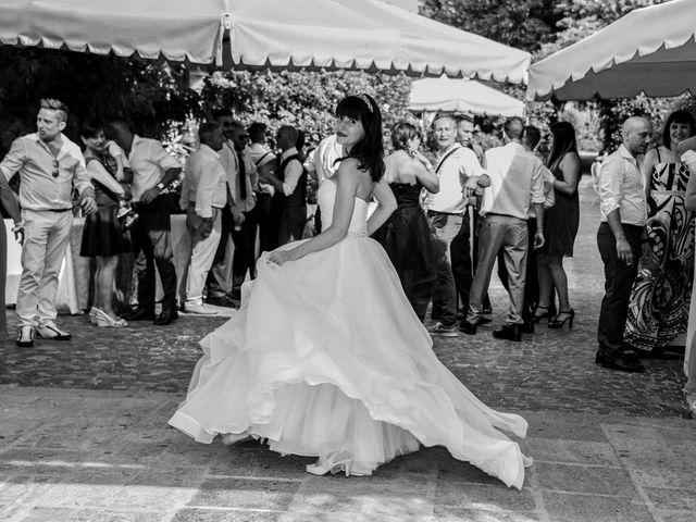 Il matrimonio di Andrea e Luisana a Brusaporto, Bergamo 98