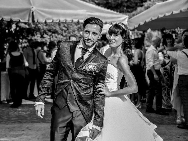 Il matrimonio di Andrea e Luisana a Brusaporto, Bergamo 99