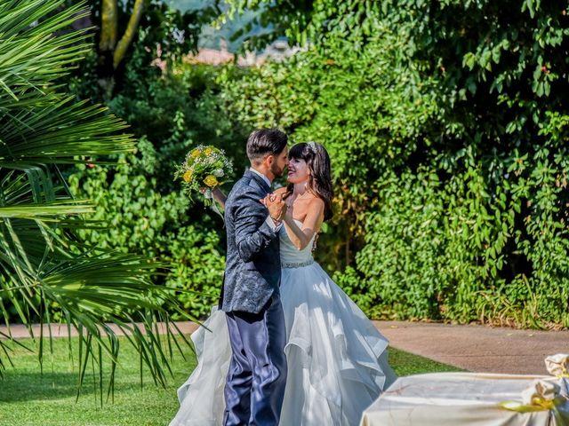 Il matrimonio di Andrea e Luisana a Brusaporto, Bergamo 102