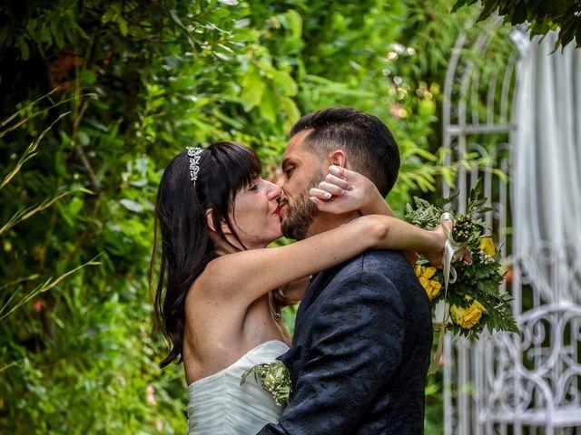 Il matrimonio di Andrea e Luisana a Brusaporto, Bergamo 103