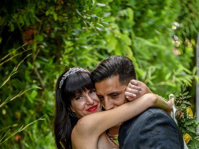 Il matrimonio di Andrea e Luisana a Brusaporto, Bergamo 104