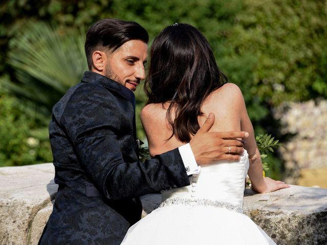 Il matrimonio di Andrea e Luisana a Brusaporto, Bergamo 106