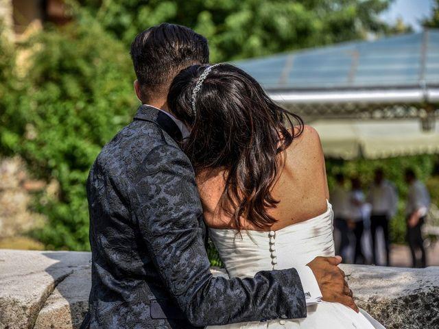 Il matrimonio di Andrea e Luisana a Brusaporto, Bergamo 108