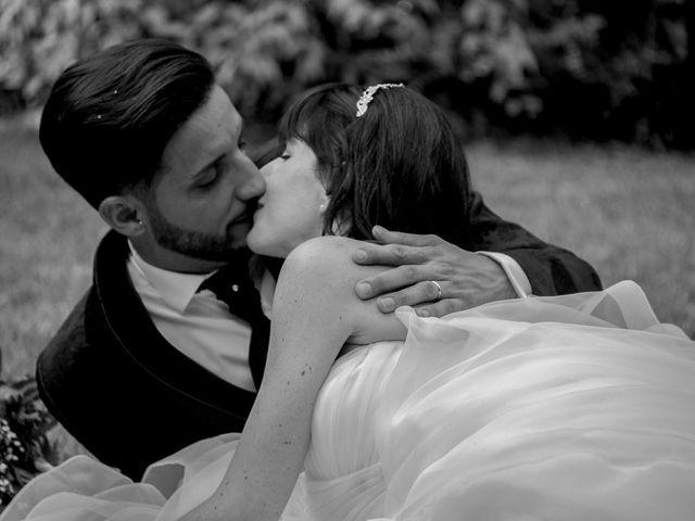 Il matrimonio di Andrea e Luisana a Brusaporto, Bergamo 110
