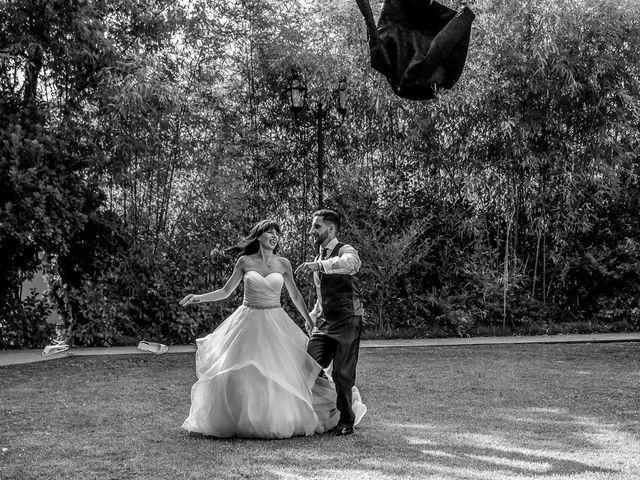 Il matrimonio di Andrea e Luisana a Brusaporto, Bergamo 111