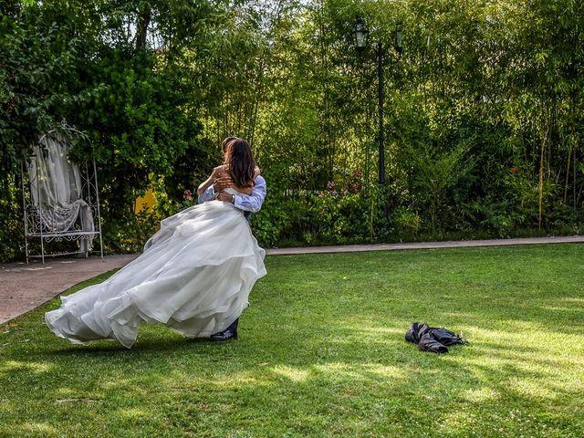 Il matrimonio di Andrea e Luisana a Brusaporto, Bergamo 112